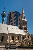 St Patrick's cathedral in Auckland Royalty Free Stock Images