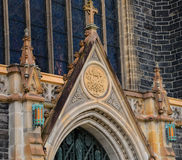 St patrick's cathedral church Stock Photos