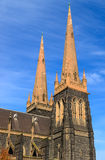 St patrick's cathedral church minaret Royalty Free Stock Photo