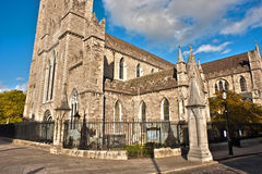 St Patrick's Cathedral, Dublin Royalty Free Stock Image