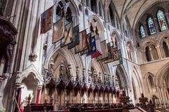 St. Patricks Cathedral in Dublin, Ireland Royalty Free Stock Photo