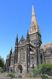 Historical St Patricks Cathedral Melbourne  Royalty Free Stock Photo