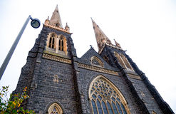 St Patrick's Cathedral in Melbourne Australia3 Royalty Free Stock Photo