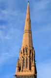 St patrick's cathedral minaret Stock Photo