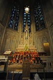 St Patrick's cathedral New York Stock Photo