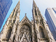 St. Patricks Cathedral Royalty Free Stock Photos