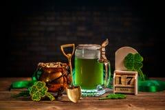 St Patrick ` s dag royalty-vrije stock foto