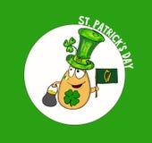St Patrick ` s dag Stock Afbeeldingen