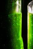 St Patrick ` s dag groen bier stock afbeelding