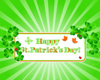 St.Patricks Day. Royalty Free Stock Photography
