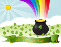 St. Patrick's Day Royalty Free Stock Photos