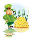 St. Patrick's Day. Image set Royalty Free Stock Images