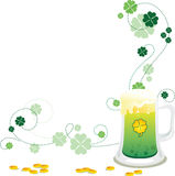 St. Patrick's Day Background Royalty Free Stock Image
