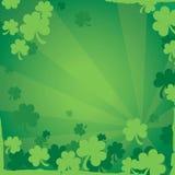 St. Patrick's Day Background Stock Image