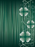 St. Patrick's day background. Vector illustration Stock Photos