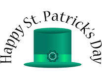St. Patrick's Day Background Stock Photography