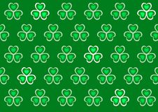 St. patrick's day background. /wallpaper/pattern Royalty Free Stock Image