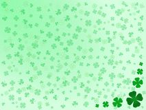 St.Patrick's Day Background Stock Images