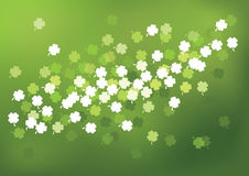 St. Patrick's Day background. Stock Image