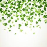 St. Patrick's Day Background Stock Photo