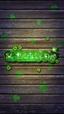 St.Patrick's Day. Background Royalty Free Stock Photography