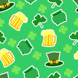 St.Patrick's day background Royalty Free Stock Photos