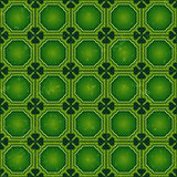 St. Patrick's day background, Vector seamless wallpaper pattern Stock Photography