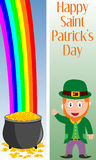 St. Patrick s Day Banners [2] Stock Photos