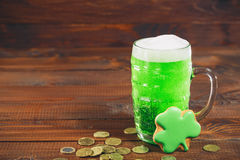 St. Patrick`s day Stock Photography