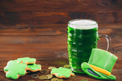 St. Patrick`s day Royalty Free Stock Photography