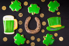 St. Patrick`s day Stock Image