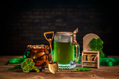St Patrick`s Day Royalty Free Stock Photo