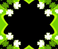 St. Patrick's Day Border Stock Photos