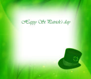 St Patrick's day card Stock Photos