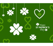 St patrick´s day Stock Photography