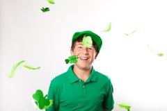 St Patrick's Day Celebration Royalty Free Stock Photo