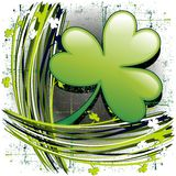 St Patrick's Day Clover Royalty Free Stock Photo