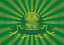 St. Patrick's Day Design 01 Stock Photo
