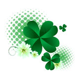 St.Patrick's Day design Royalty Free Stock Photography