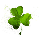 St. Patrick`s Day Design Stock Photos