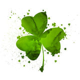 St. Patrick`s Day Design Royalty Free Stock Photography