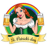 St Patricks day Royalty Free Stock Images