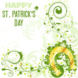 St. Patrick's Day Frame stock illustration