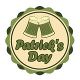 St patrick's day Royalty Free Stock Photography