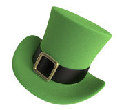 St Patrick's Day Hat Royalty Free Stock Photos