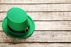 St. Patrick`s day hat Stock Photo