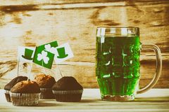 St. Patrick`s day holiday celebration royalty free stock images