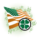 St Patrick's Day Icon Stock Images