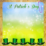 St.Patrick's Day Royalty Free Stock Photography