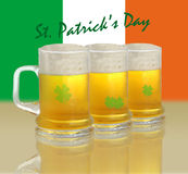 St Patrick's day illustration Stock Images